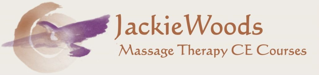 Jackie Woods' NCBTMB Massage Therapy CE Courses
